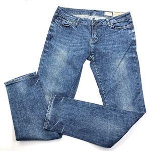 All Saints   Casey Straight Leg Fit Low Rise Jean